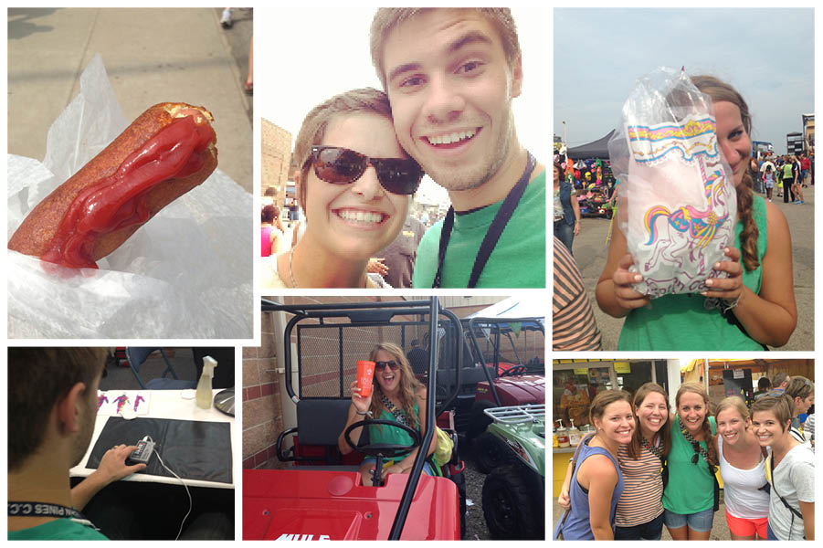 StateFair Collage