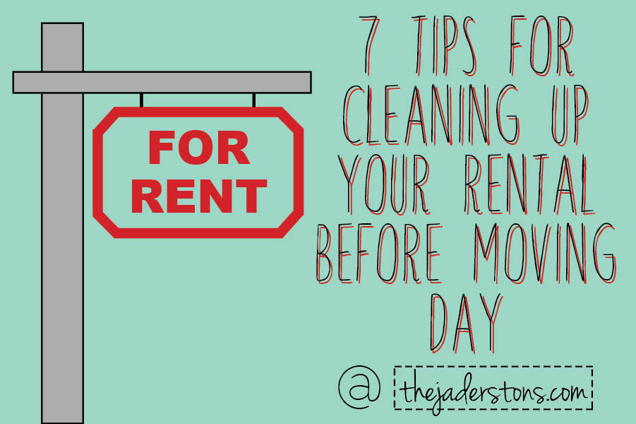 Deep Cleaning Your Rental Tips