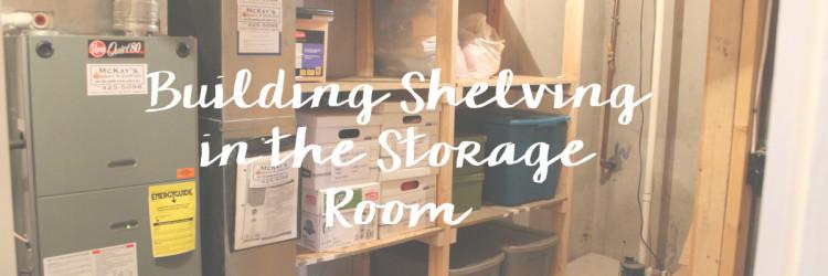Storage Room Addition